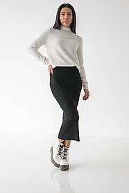 Модная женская кофта-свитер в 5 цветах в размерах SM, ML
