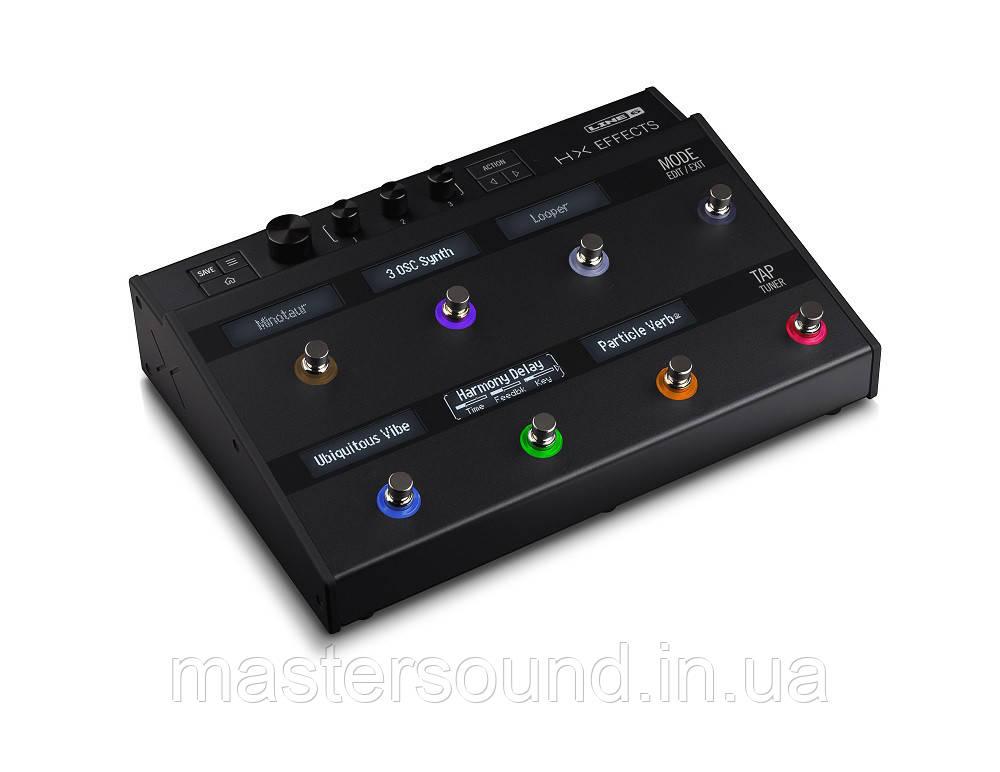 Гитарный процессор Line 6 HX Effects