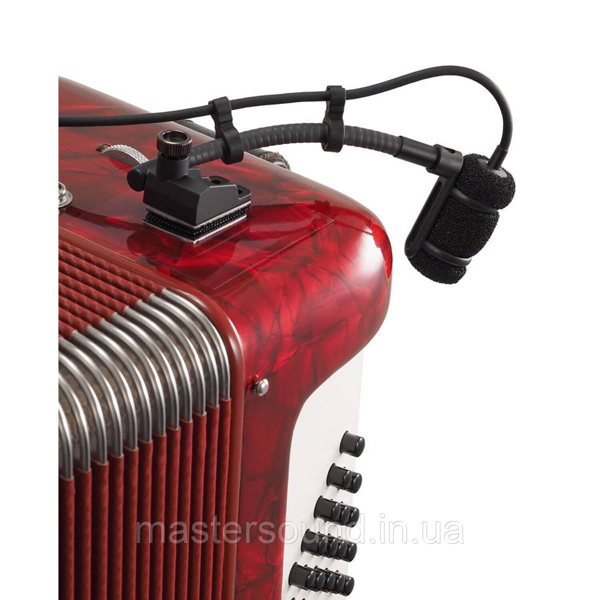 Микрофонный держатель для для баяна аккордеона Audio Technica AT8491S
