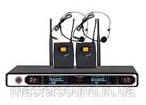 Радіосистема з наголовним мікрофоном Markus MC 2008 Headset
