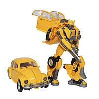 Игрушка трансформер Bumblebee (Робот Бамблби) из кинофильма