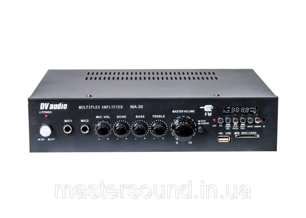 Трансляционный микшер-усилитель DV audio MA-30