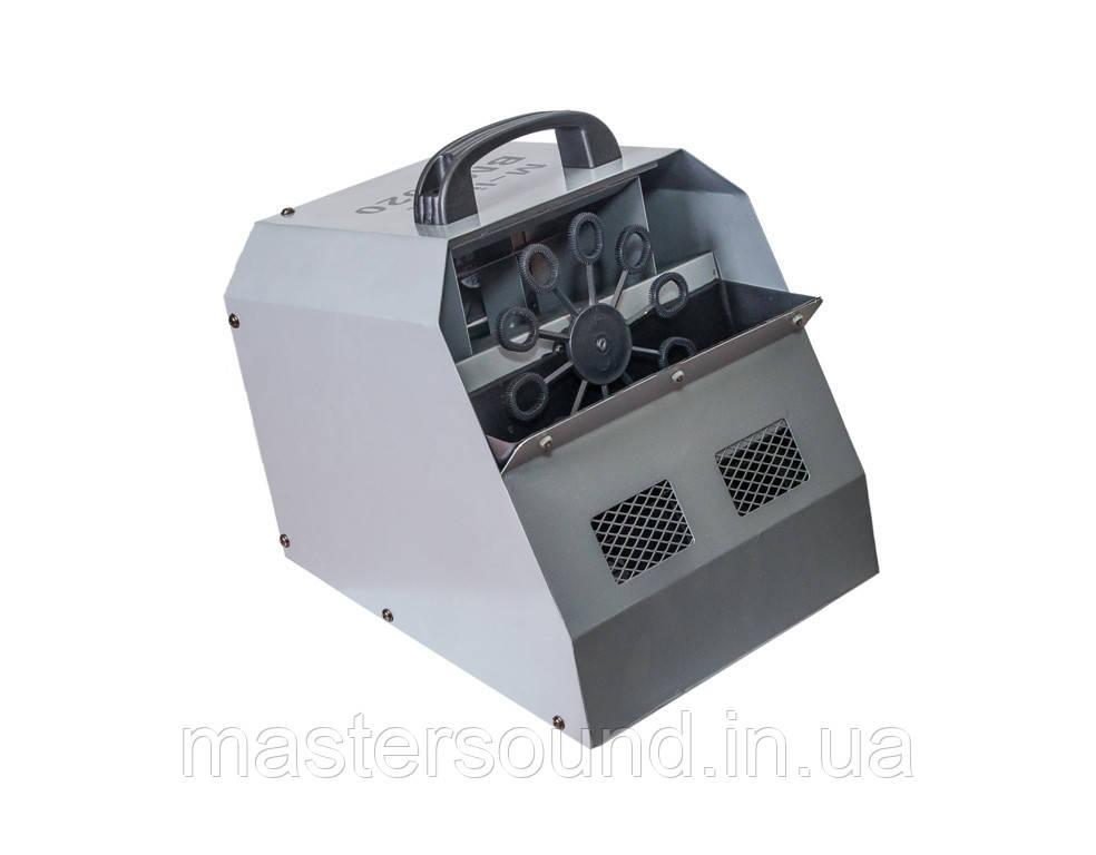 Генератор мыльных пузырей M-Light BM-020