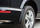 Брызговики MGC VW Volkswagen Multivan T6 2015+ г.в. комплект 4 шт 7H0075111, 7H0075101, фото 6