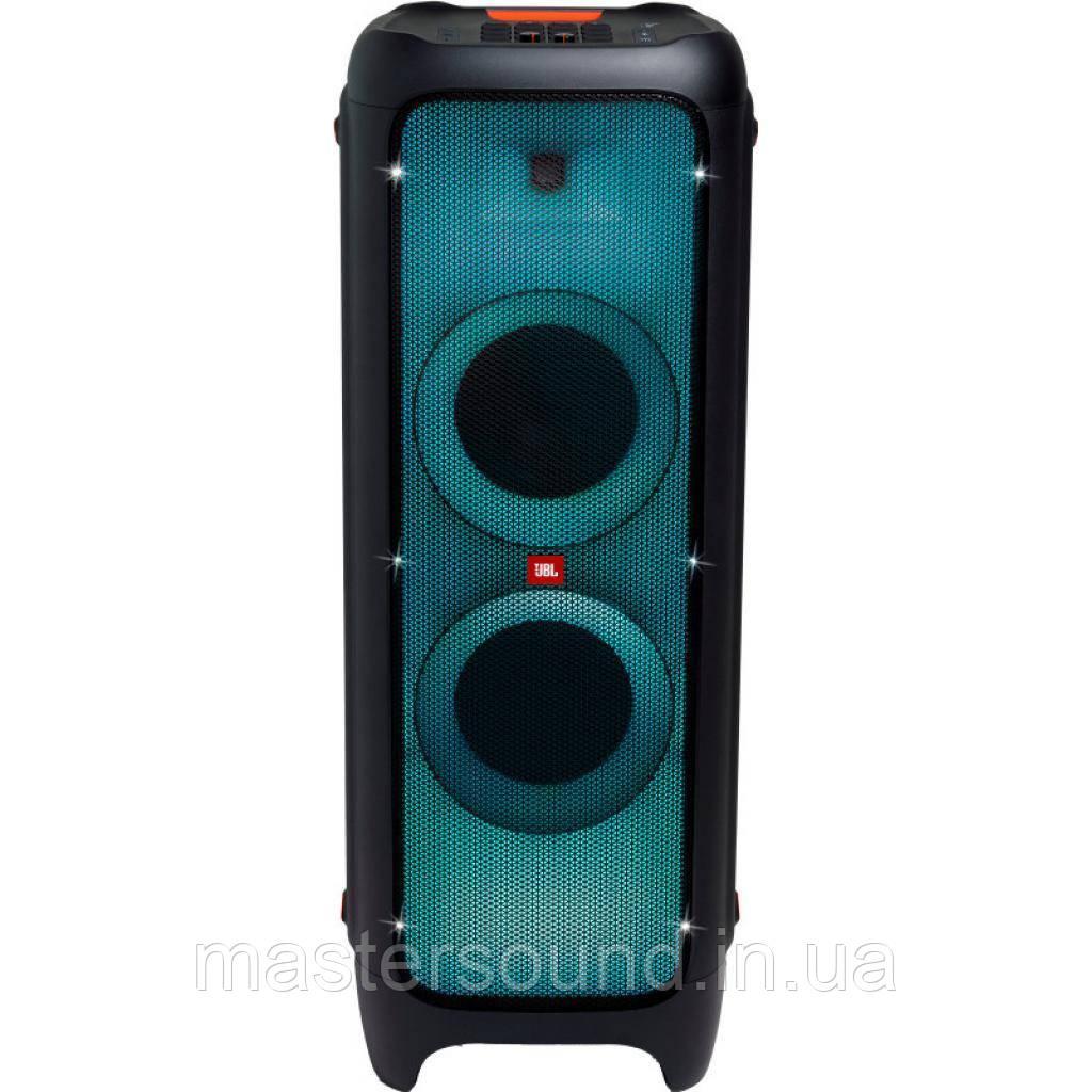 Портативная акустическая система JBL PartyBox 1000