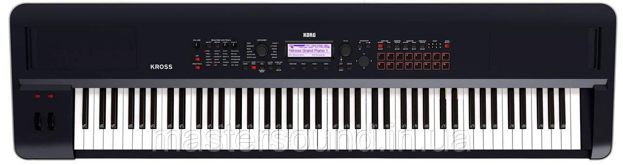 Синтезатор Korg Kross2-88
