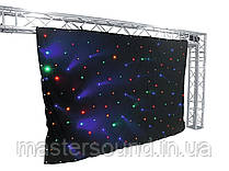Светодиодное полотно Eurolite CRT-120 LED Truss Curtain 3m
