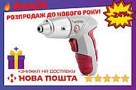 Отвертка аккумуляторная Intertool - 3,6 В