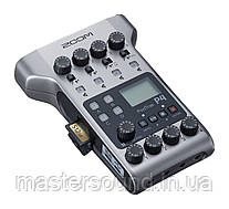 Рекордер для подкастов Zoom Podtrak P4