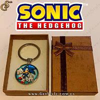 """Брелок Соник - """"Sonic Keychain"""" в подарочной упаковке, фото 1"""
