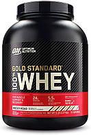 Сывороточный протеин изолят Optimum Nutrition 100% Whey Gold Standard (2.3 кг) оптимум вей голд стандарт rocky
