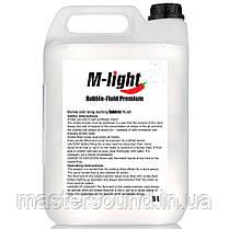 Рідина для мильних бульбашок M-Light Bubble Fluid