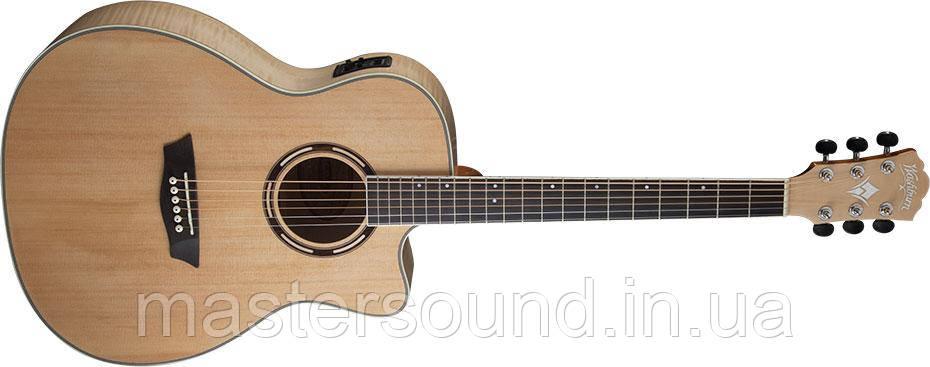 Электро-акустическая гитара Washburn AG40CE