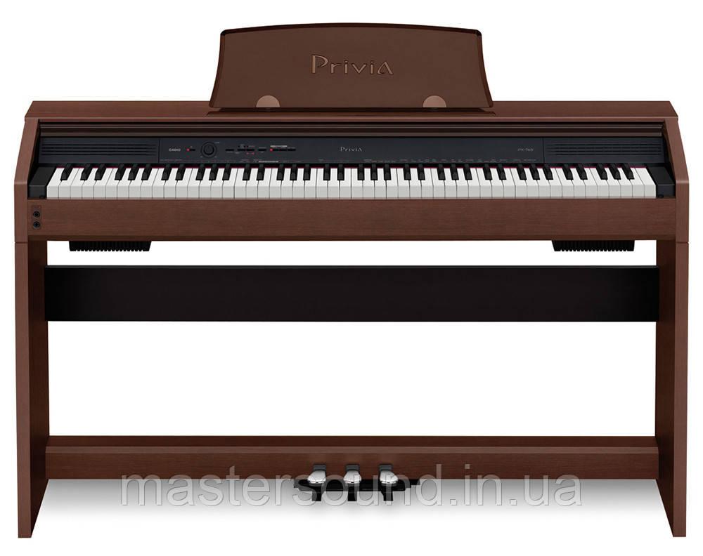 Цифровое пианино Casio PX-760 BN