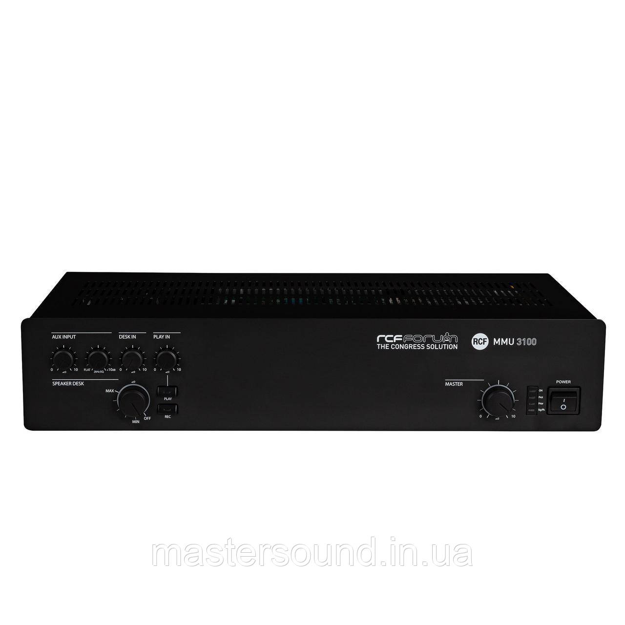 Центральный блокконференц-системы RCF MMU 3100