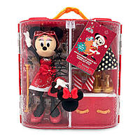 Праздничный модный набор для куклы Минни Маус / Minnie Mouse Doll Holiday Fashion Disney 2020, фото 1