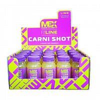 Л-карнитин MEX Nutrition Carni Shot (20x70 мл) мекс нутришн