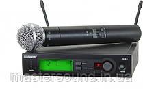 Профессиональная радиосистема Shure SLX24SM58