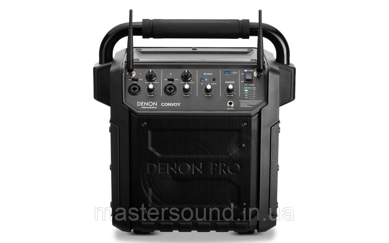 Портативная акустическая система Denon Pro Convoy