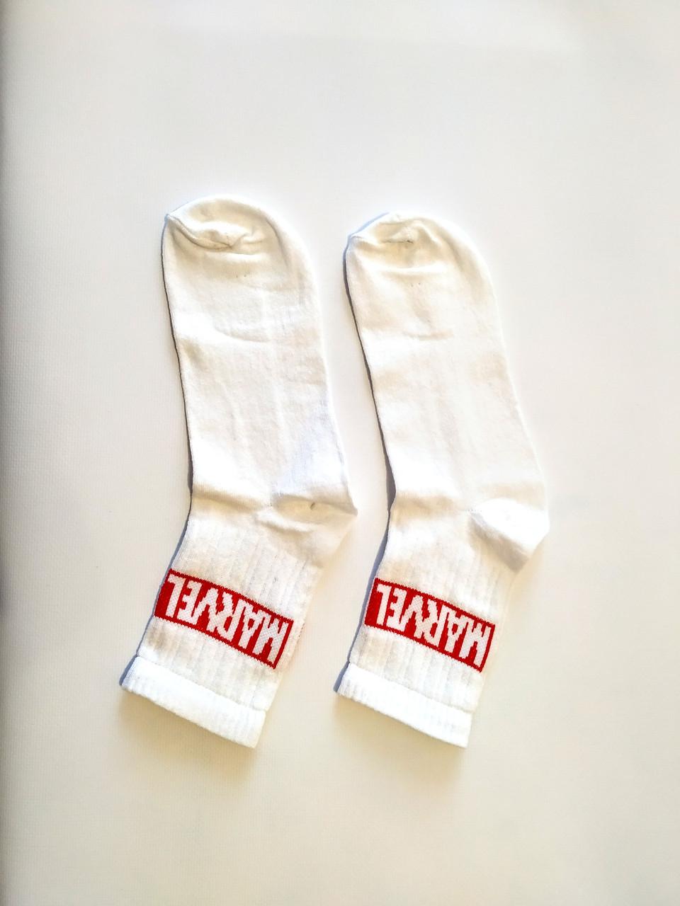 Носки marvell белые размер 40-44