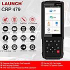 Автосканер Launch X431 CRP479 OBD2 Android 7.0, фото 5
