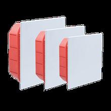 Доза для скрытого монтажа, IP20, 200×200