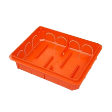 Доза для скрытого монтажа, IP20, 190×145