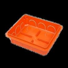 Доза для скрытого монтажа, IP20, 155×125