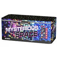 Мікс салютів Mysterious Space 120 пострілів 20,25,30 калібр