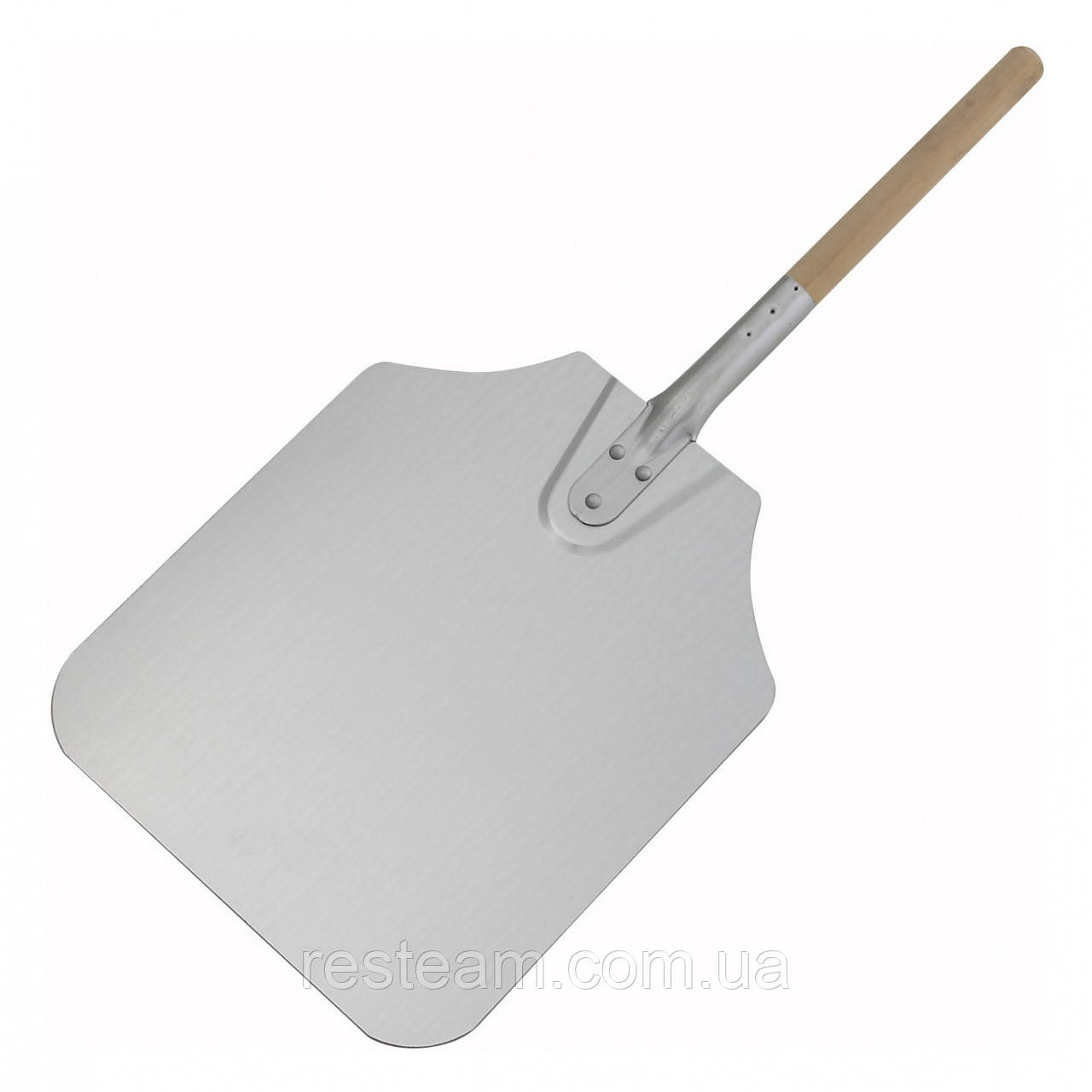Лопата для пиццы алюмин. 30*35 см с дерев. ручк. 1,32м APP-52 Vinko