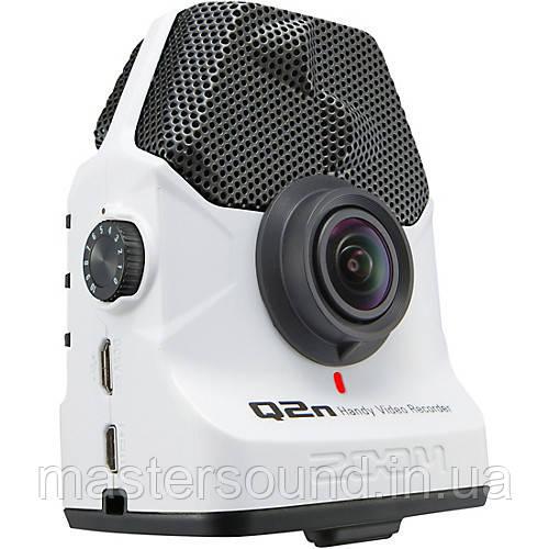 Портативный видео рекордер Zoom Q2n