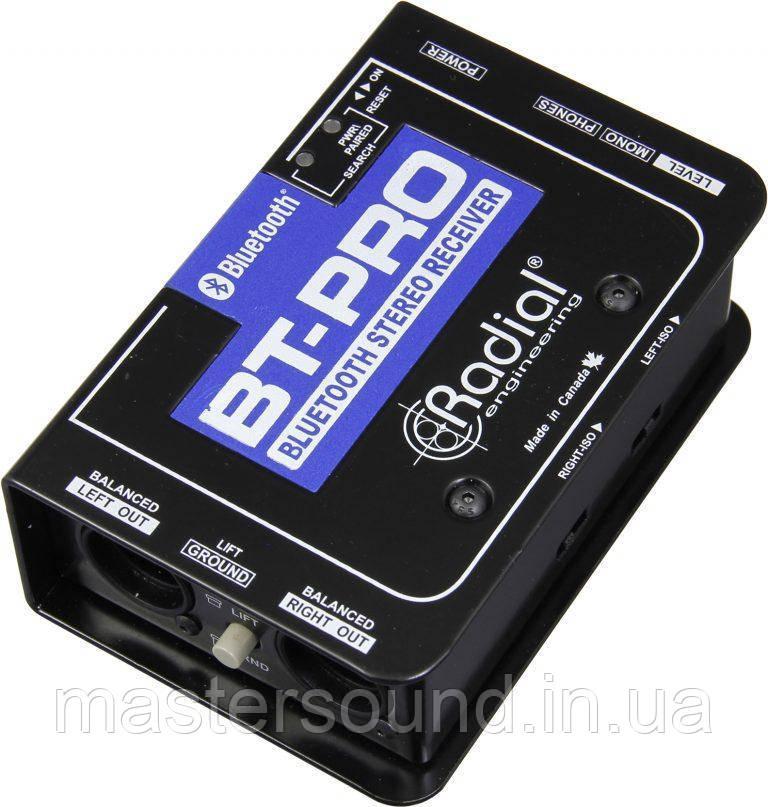 Беспроводной директ-бокс Radial BT-Pro