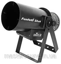 Конфетті машина Chauvet FUNFETTI SHOT
