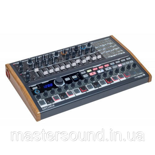 Аналоговый синтезатор Arturia MiniBrute 2S