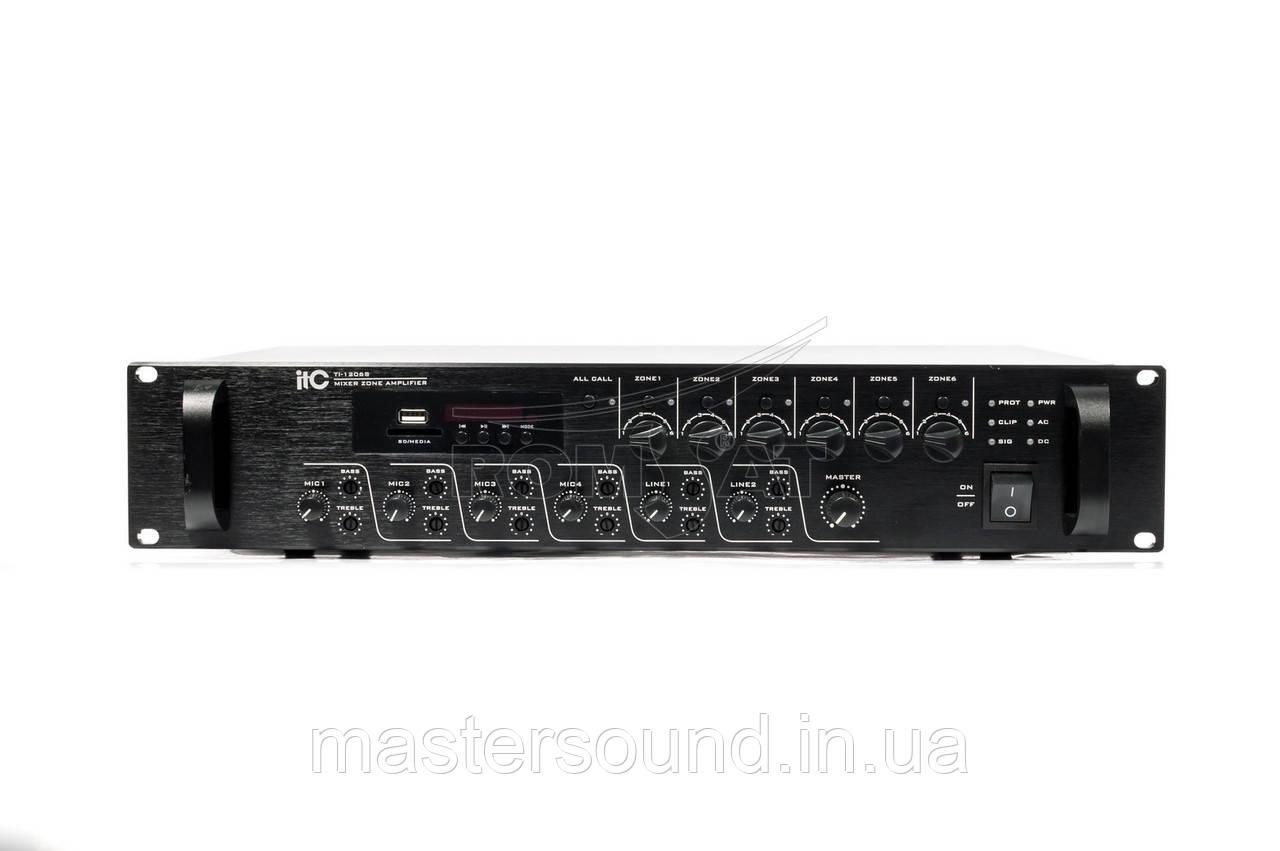 Трансляционный усилитель ITC TI-1206S