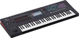 Професійні синтезатори і робочі станції