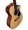 Акустическая гитара Alvarez AF30CE, фото 6