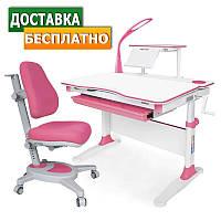 Детские парты и кресла Evo-30 New c лампой + Onyx