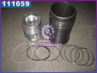 Гильзо-комплект ЯМЗ 240ПМ2 (гильза(фосф), поршень(траф.)+ комплект поршневых колец )(без пальца) группа