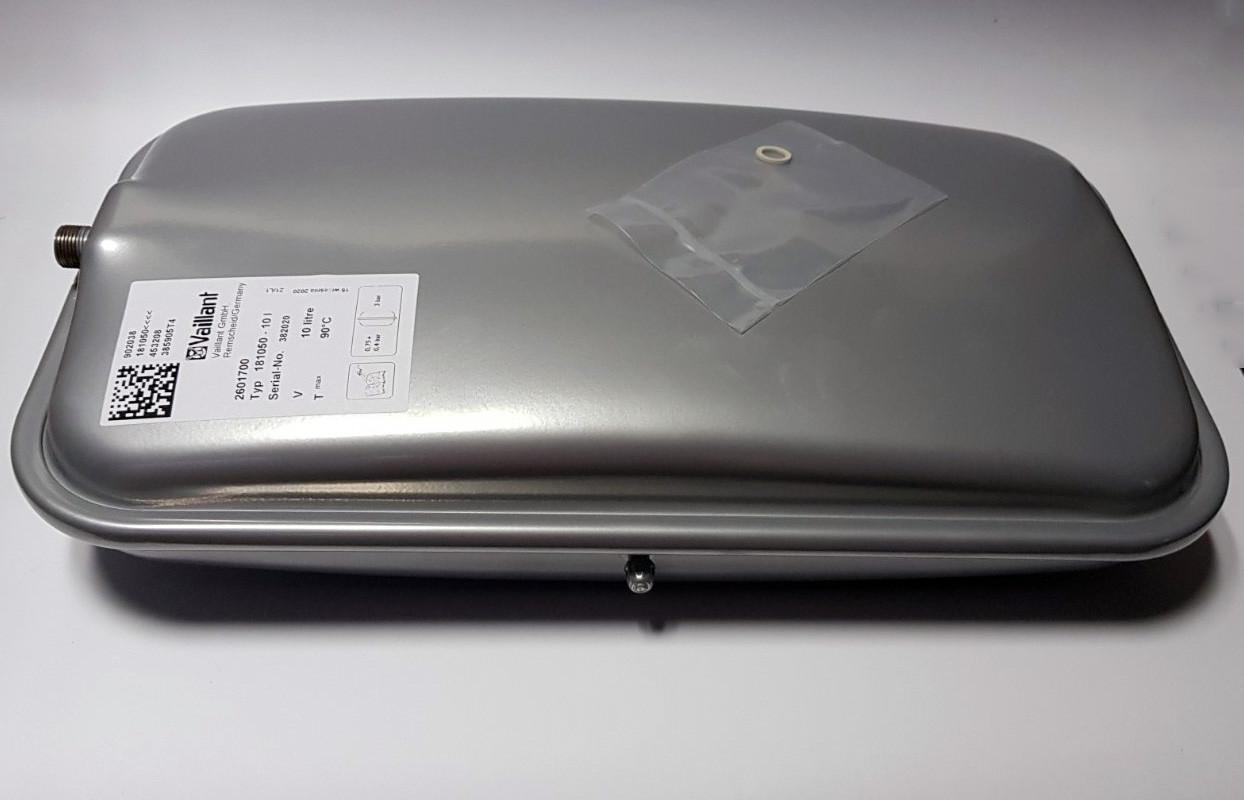 Расширительный бак  Vaillant AtmoVIT, EcoTEC, EcoBLOCK, AuroCOMPACT, TurboVIT 10 л 181051