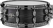 Малый барабан Yamaha LHS1455 14 Live Custom Hybrid Oak Snare (UZU Charcoal Sunburst)