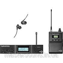 Радіосистема вушного моніторингу Audio-Technica M3