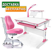 Парта и стул Evo-30 New c лампой + Match