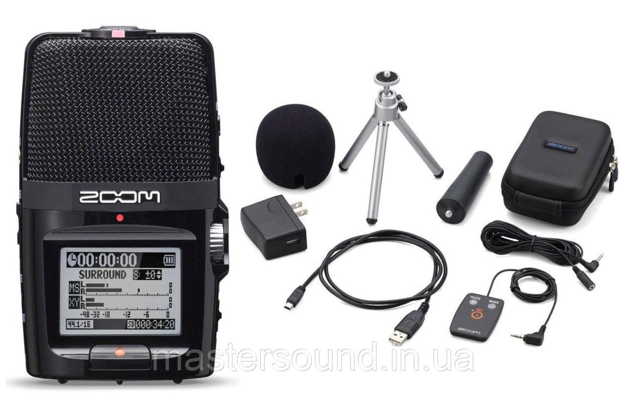 Комплект для записи Zoom H2n SET