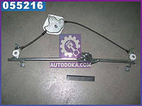 Стеклоподъемник ГАЗ 2217 двери правой ( железный корпус) в сборе (производство Россия) 2217-6104012