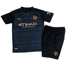 Футбольная форма ФК Манчестер Сити сезон 2020-2021 г