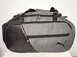Спортивна дорожня PUMA месенджер оптом/Спортивна сумка тільки оптом, фото 3