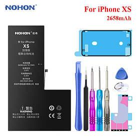 Аккумулятор Nohon 616-00512 (A1920, A2097, A2098) для Apple iPhone XS (емкость 2658mAh)