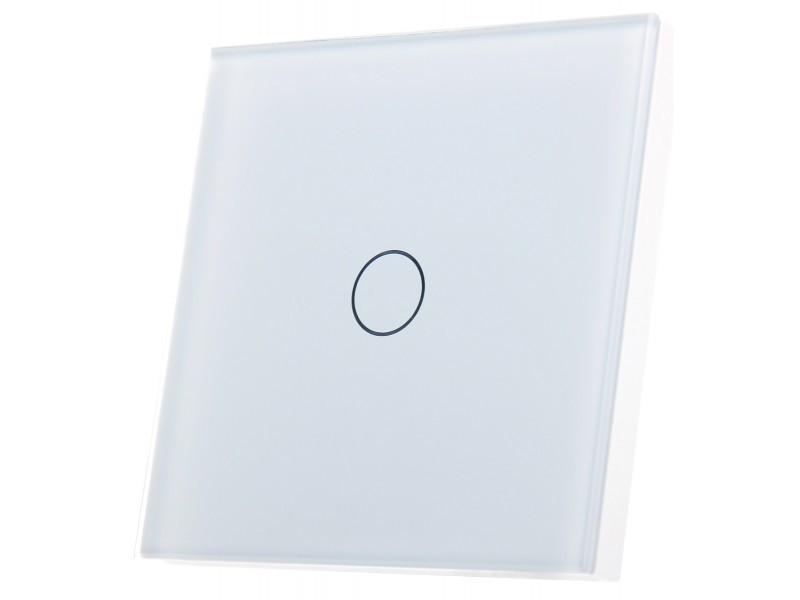 Выключатель WIFI одинарный Luxel SM-01