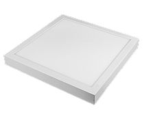 LED-панель Luxel накладная 110x110х28мм 220-240V 6W IP20 (SDLS-6N 6W)